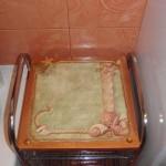 Декупаж в ванной фото