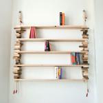 Как сделать книжную полку