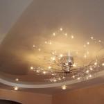 Натяжные потолки в гостиных