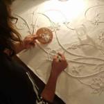 Рельефные фрески своими руками