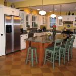 Пробка на кухне