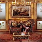 Стиль ампир в интерьере, Особенности дизайна помещения в стиле ампир