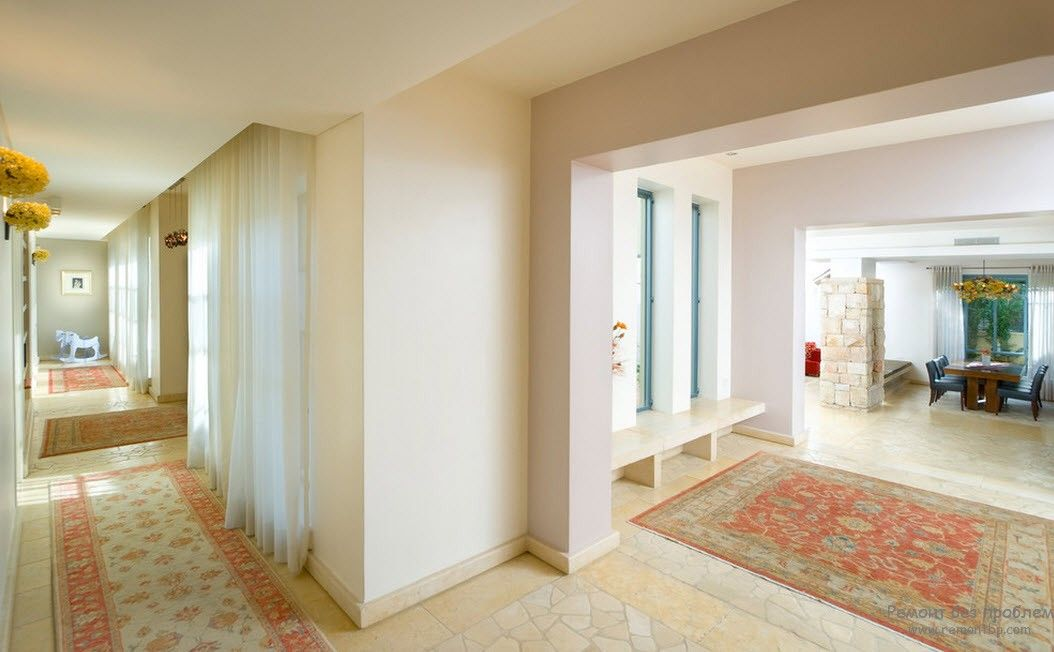 Дизайн стен и потолка из гипсокартона, Интересные идеи интерьера