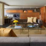 Как обустроить гостиную стильно и современно