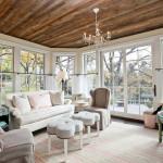 Современные способы отделки потолка в доме