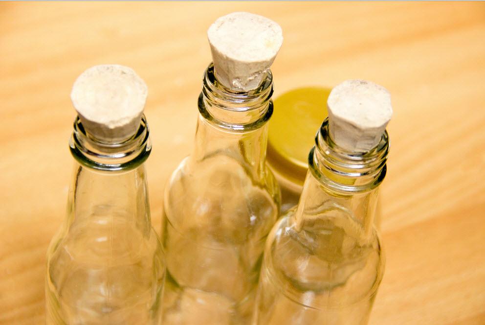 Выбираем форму бутылки