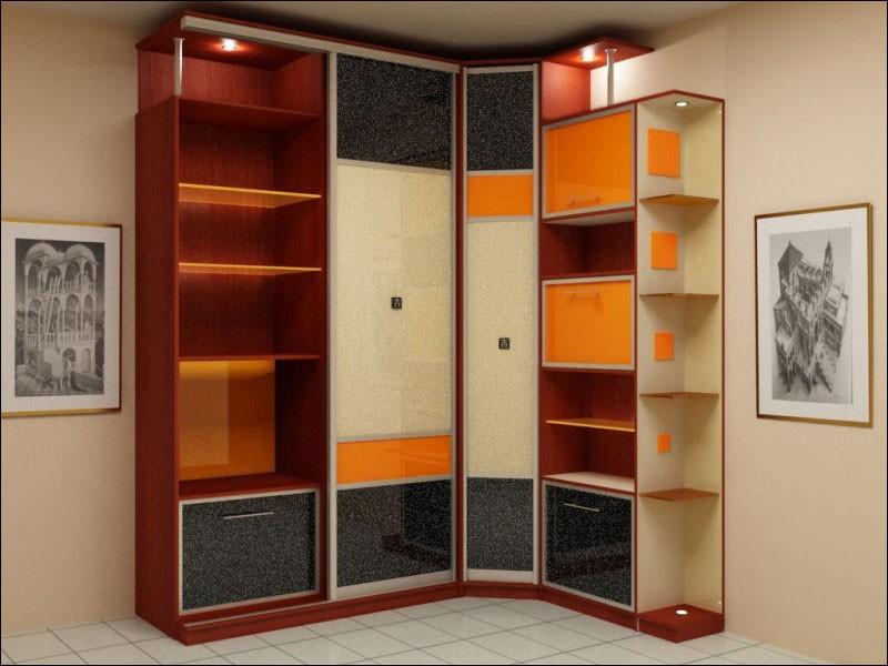 Угловая мебель в интерьере
