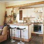 Кухня в комнате