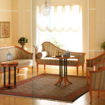 Cтиль бидермейер комната для гостей