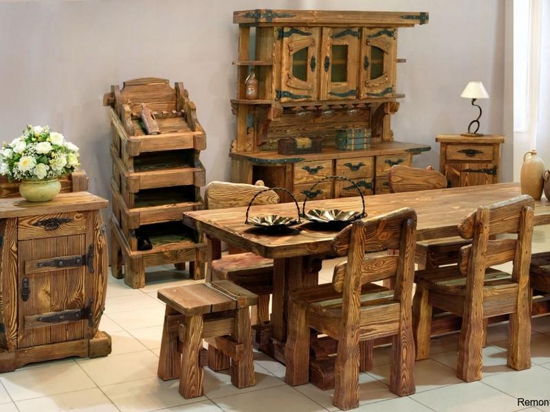 Оригинальная мебель кухня