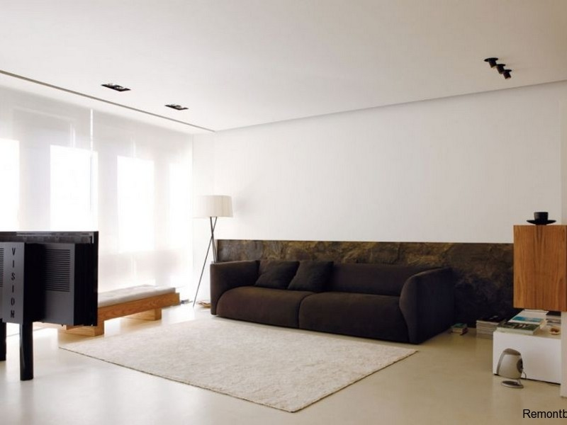 Дизайн квартиры минимализм фото