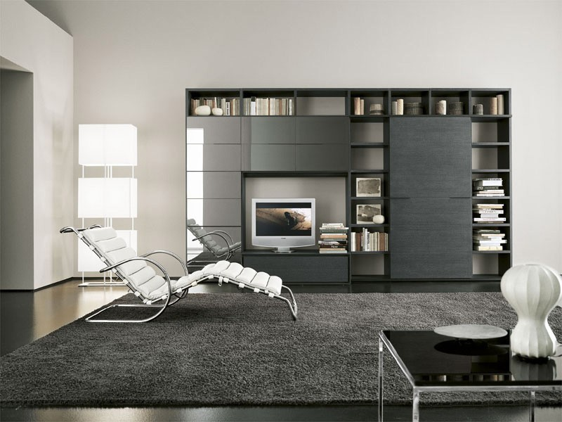 Меблировка квартиры минимализм