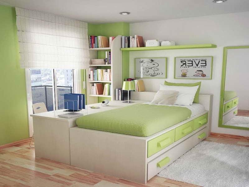 Как обустроить комнату подростка