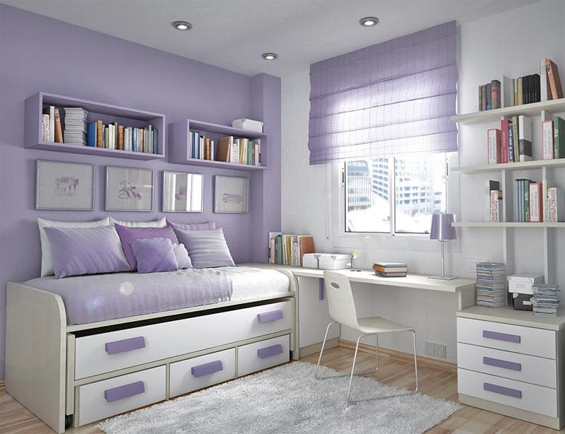 Как обустроить свою комнату для подростка своими руками