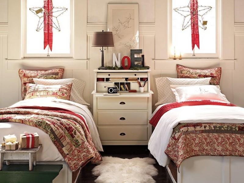 Интерьер комнаты для двоих детей