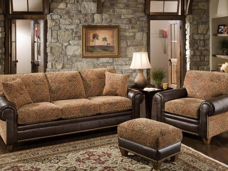 Мебель для гостиной Кантри