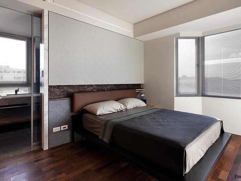 Цвета для спальни минимализм