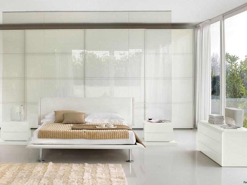 Меблировка комнаты в стиле минимализм