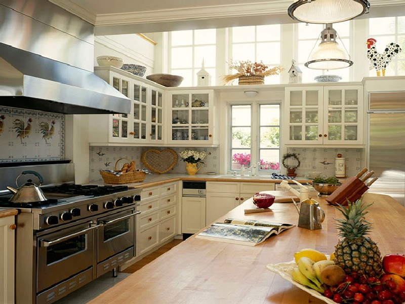 Меблировка кухни