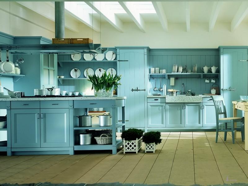 Кухня кантри мебель