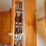 Функциональная мебель для маленькой кухни