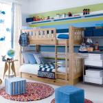 Маленькие детские комнаты