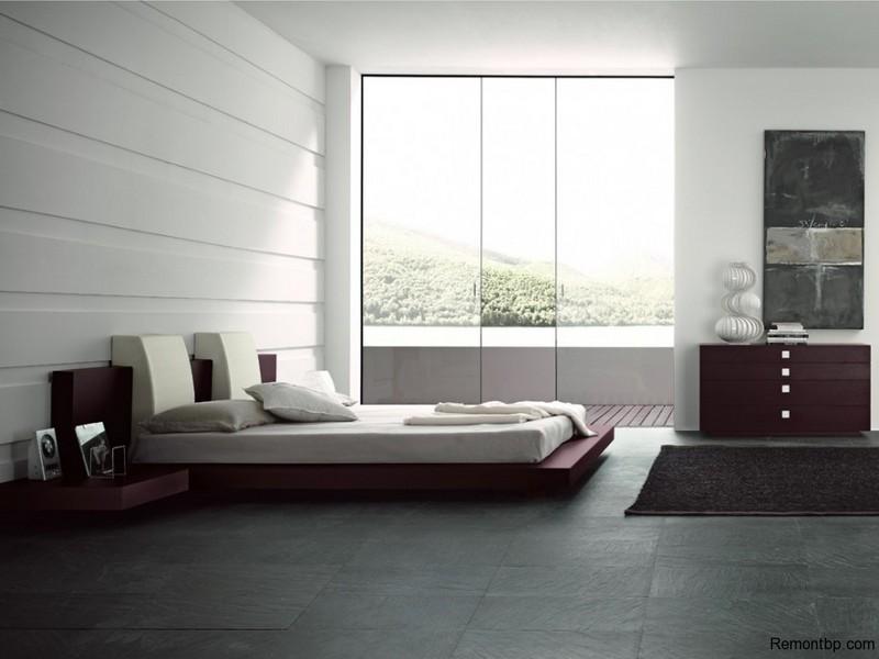 Дизайн комнаты минимализм