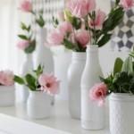 Необычные вазы в интерьере