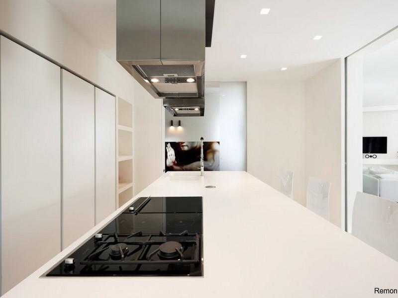 Кухня минимализм фото и описание
