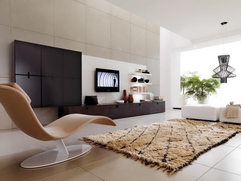 Мебель модульная угловая гостиная