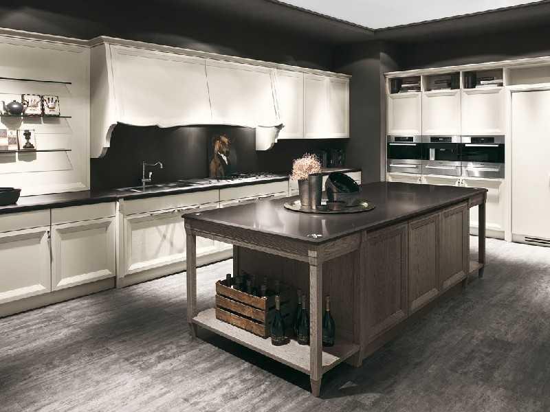 Дизайн мебели для кухни Италия