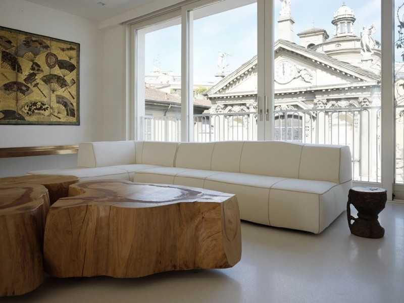 Италия необычный стол