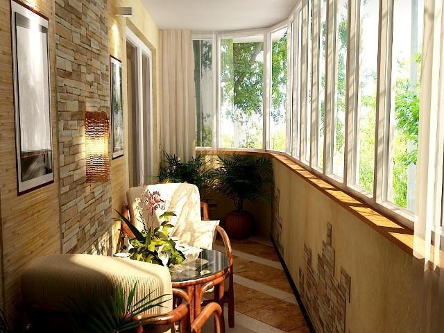 Ремонт балкона и лоджии: дизайн, обустройство, интерьер, ....