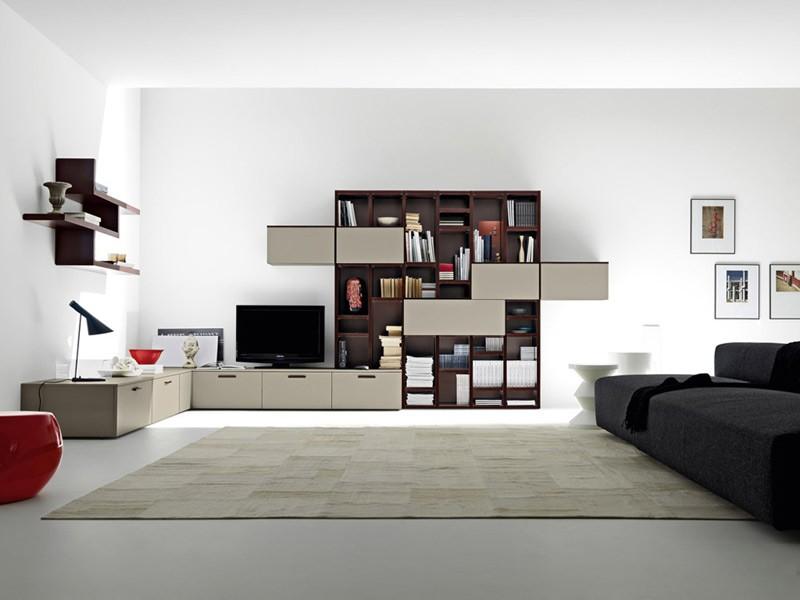 Угловая мебель в стиле минимализм