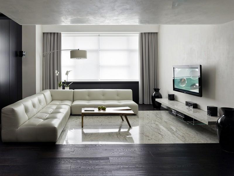 Современная мебель гостиной фото