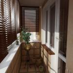Ремонт балкона и лоджии: дизайн, обустройство, интерьер, фото