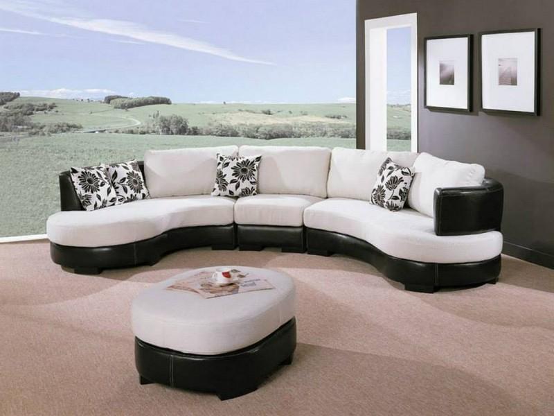Дизайн гостиной угловая мягкая мебель