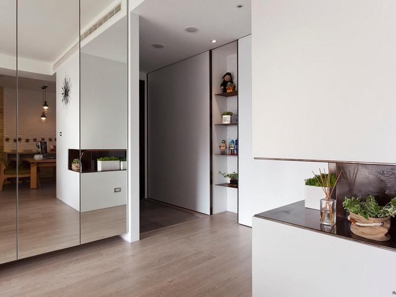 Мебель для кухни минимализм