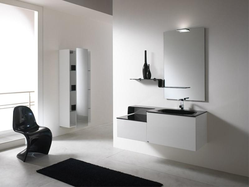 Мебель для ванной минимализм