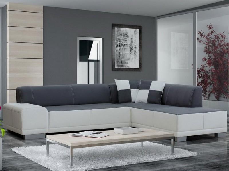Мягкая угловая мебель для гостиной фото