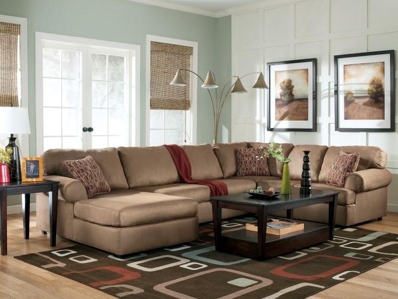 Мягкая угловая мебель для гостиной