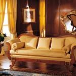 Cтиль бидермейер диван