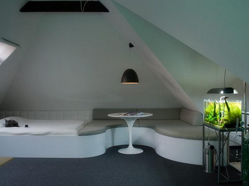 Обустройство комнаты в стиле минимализм