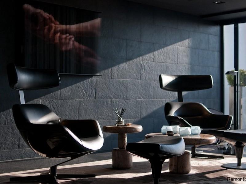 Кресла в стиле минимализм