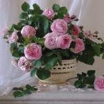 Cтиль бидермейер цветы