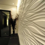 Стеновые панели в интерьере квартиры
