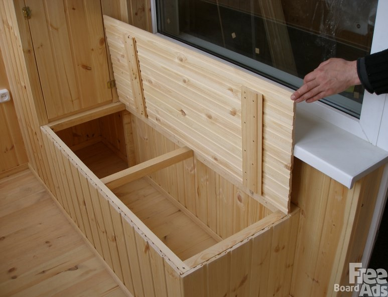 Шкафы балкона своими руками фото