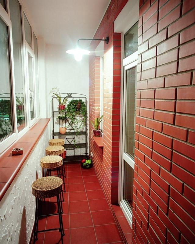 Дизайны балконов и лоджий