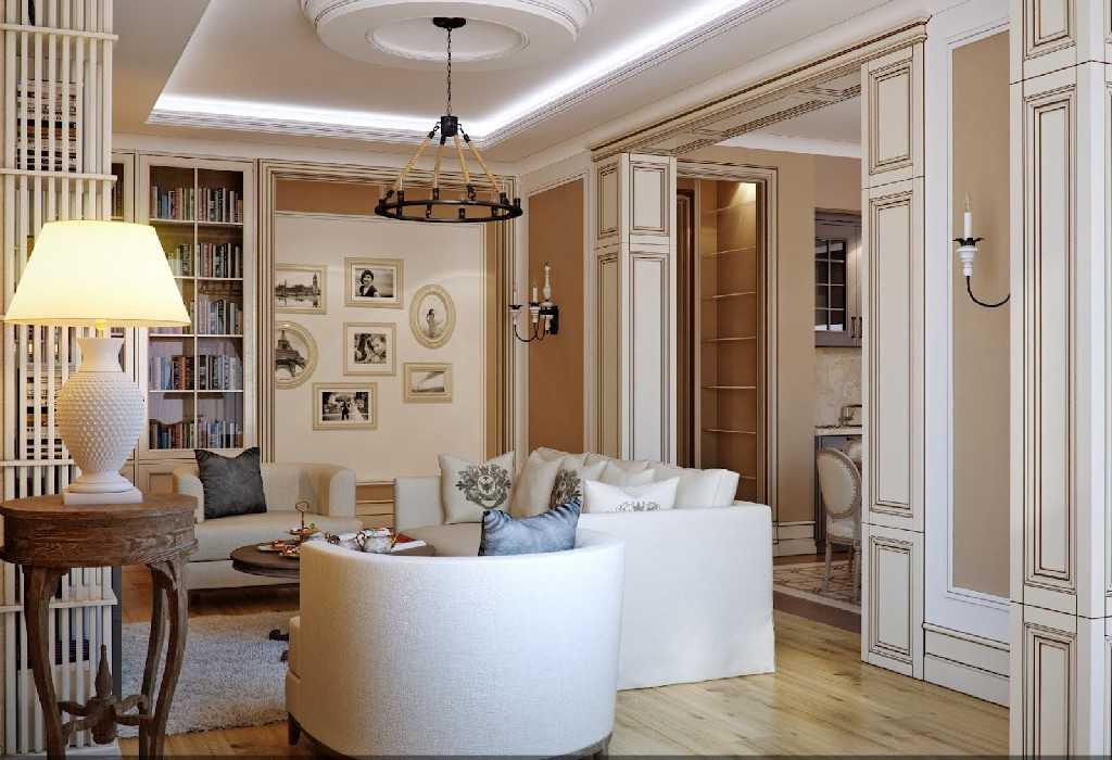 Итальянский стиль интерьера: дизайн комнат, отделка и мебель