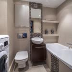 Меленькая ванная комната фото